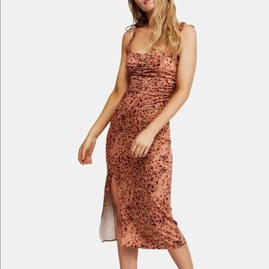Free People Show Stopper Midi